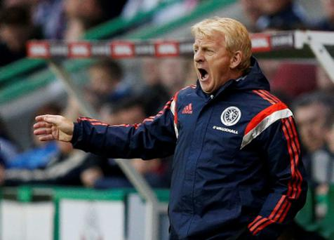 Scotland manager Gordon Strachan Reuters / Russell Cheyne Livepic