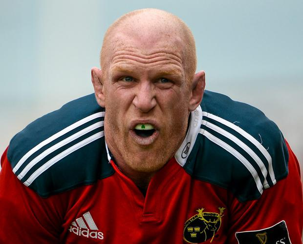 'O'Connell seemed like the logical development of several decades of gritty Munster forward play'