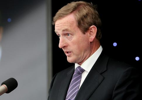 Fine Gael TDs have reacted furiously after Taoiseach Enda Kenny refused to take any action to prevent 'disgusting' pension increases being paid to former ministers