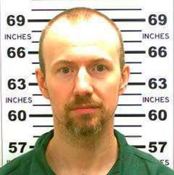David Sweat escaped from jail