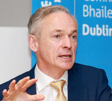 Praise for marketing: Jobs Minister Richard Bruton