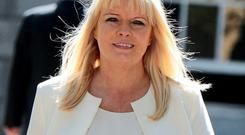 Mary Mitchell O'Connor was expected to win selection again in Dun Laoghaire