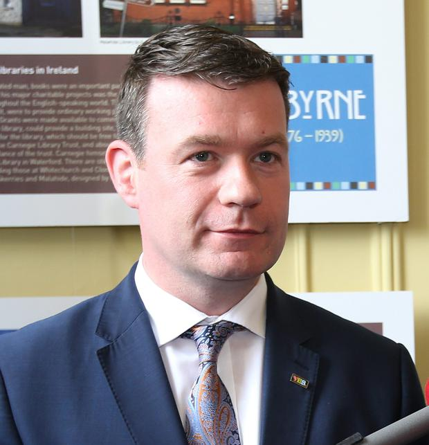 Environment Minister Alan Kelly will today brief Cabinet on the discovery, which has been described as a 'public health risk'
