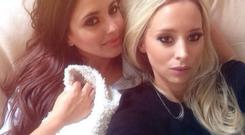 Nadia Forde and Debbie O'Leary