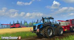Farming Simulator 2015: hard work