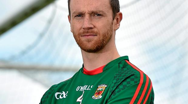 Mayo captain Keith Higgins side take on Galway at Pearse Stadium on Sunday
