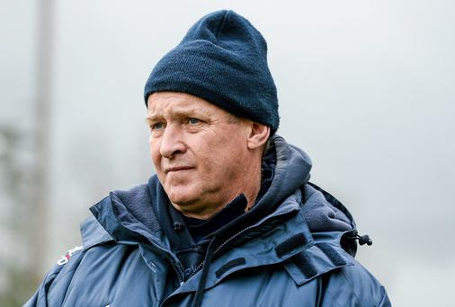 Clare manager Colm Collins side face Cork in Sunday's Munster SFC semi-final clash at Páirc Uí Rinn