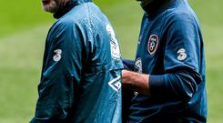 This could be a defining week for the Ireland management of Martin O'Neill and Roy Keane