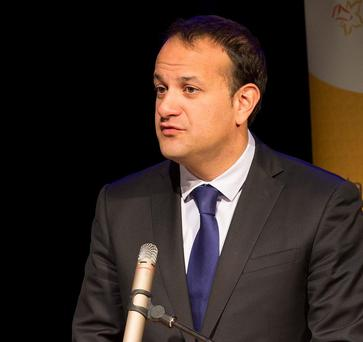 Minister for Health, Leo Varadkar TD