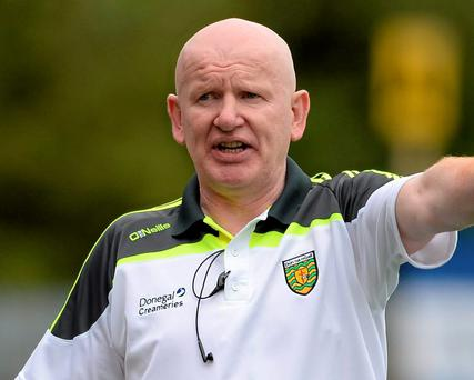 Donegal minor manager Declan Bonner said he would rather walk away from the game than be part of something so 'toxic'