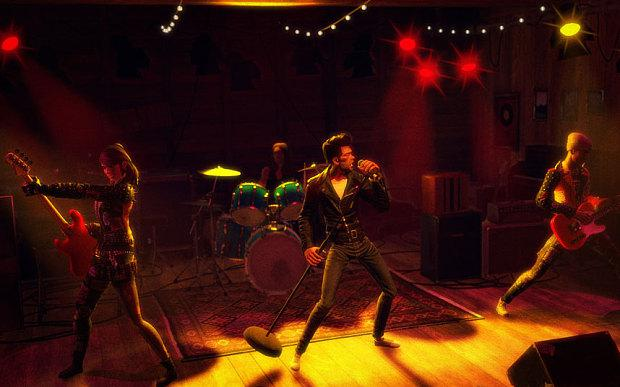 Rock Band 4 - Due for a PS4 and Xbox One release later this year