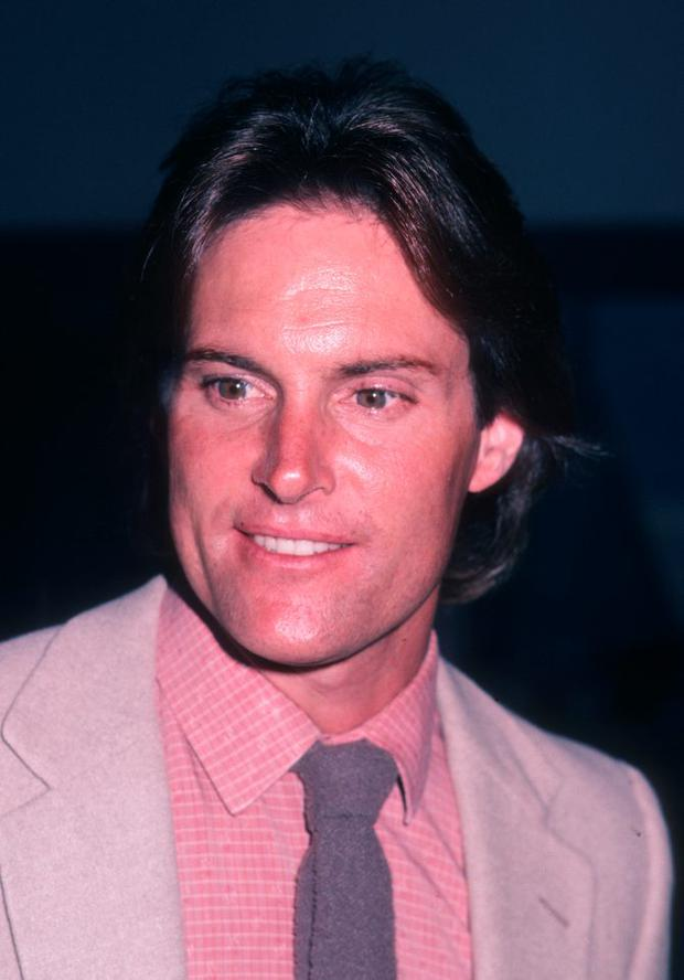 Caitlyn Jenner, then known as Bruce Jenner, in 1985