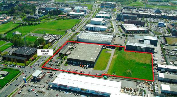 Knight Frank is guiding 'in excess of €5m' for the former Uniphar premises off the Belgard Road