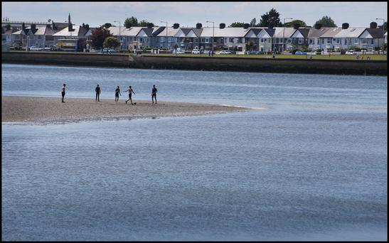 Dollymount Strand Pic Steve Humphreys