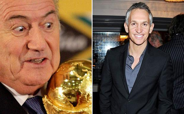 Not for me: Gary Lineker is not interested in getting involved in the politics of football Photo: GETTY IMAGES