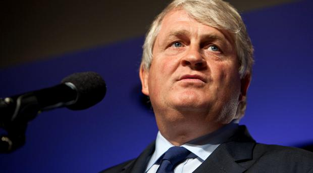Denis O'Brien lodged a formal complaint against TD Murphy