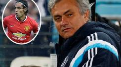 Mourinho has spoken highly of Falcao