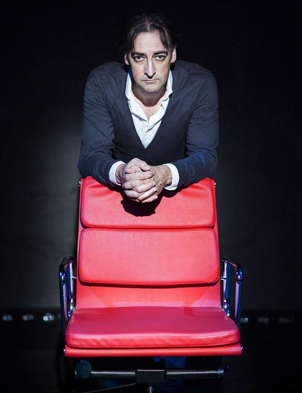 An Audience with Jimmy Savile, Park Theatre pls credit Helen Maybanks NB the producers of An Audience with Jimmy Savile, in consultation with NAPAC and other survivors groups, have taken the decision not to release to the public any full length and front-on images of Alistair McGowan in costume as Jimmy Savile as it has the potential to cause unnecessary distress, particularly to those who survived Saviles abuse. handout ...