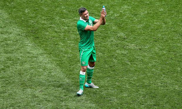 Jonathan Walters: 'We know how much this means so it's up to