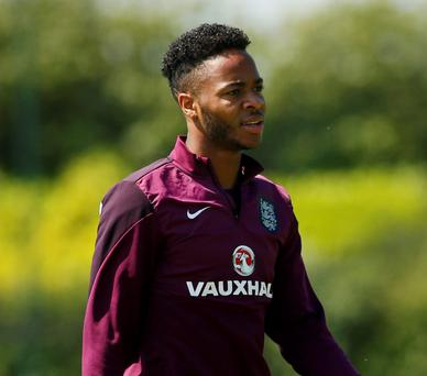 Raheem Sterling is valued at £50m by Liverpool