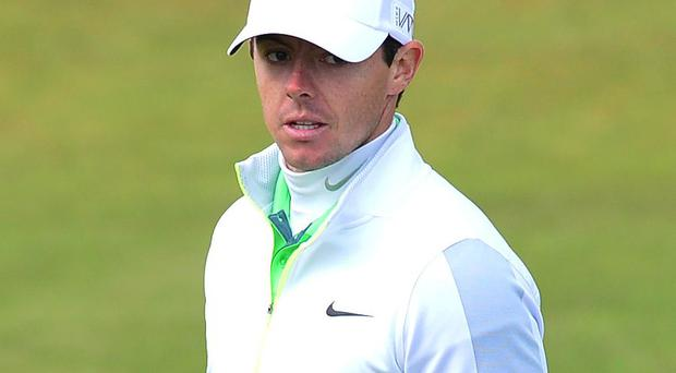 Rory McIlroy will play the first round of the US Open with defending champion Martin Kaymer