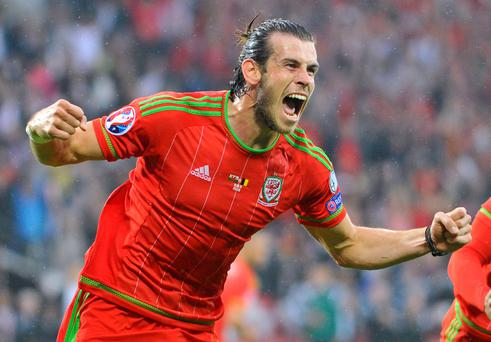 Ireland will travel to play Gareth Bale's Wales in our final group game