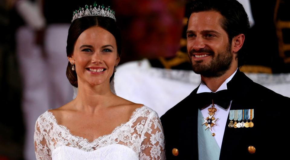 Royal Wedding Sweden | Former Reality Tv Star Becomes A Princess After Fairytale Royal