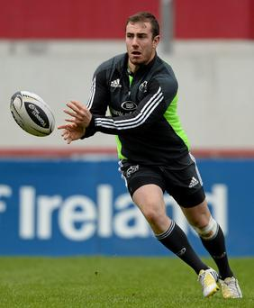JJ Hanrahan gave a fine performance as Emerging Ireland cruised to victory