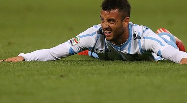 Felipe Anderson is on Manchester United's summer wishlist, according to reports Photo: AFP/Getty Images