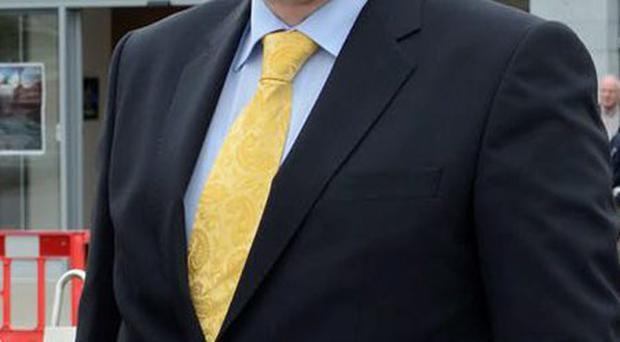 Sports Minister Michael Ring