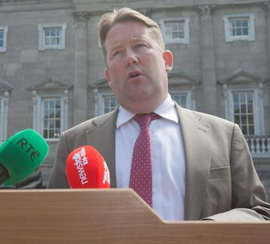 Senator Darragh O'Brien said people were forced to pay on the double for basic services