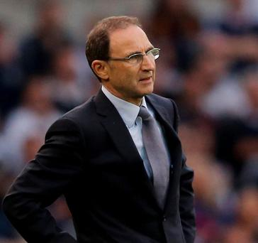 Martin O'Neill will make the trip to Russia in July to find out what teams Ireland are drawn with for the World Cup qualifiers