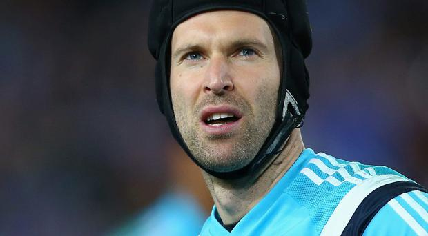 Petr Cech: Cleared to leave Chelsea