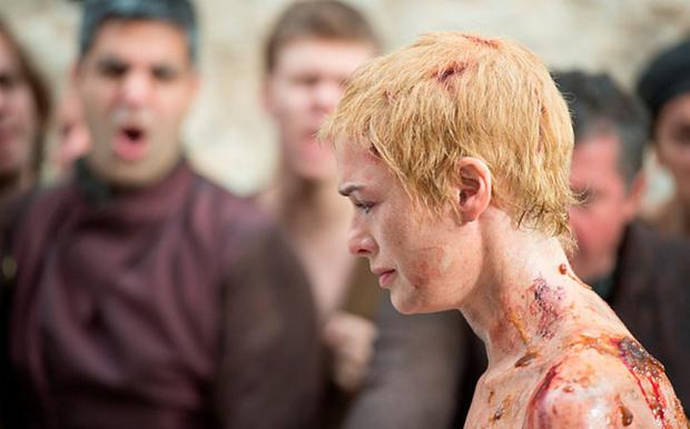 Game of Thrones - Lena Heady as Cersei Lannister