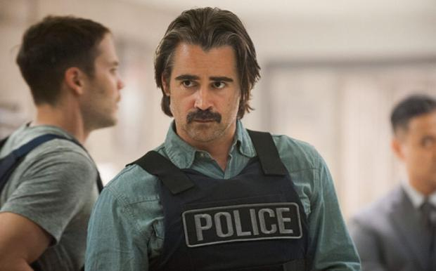 Colin Farrell in True Detective season 2