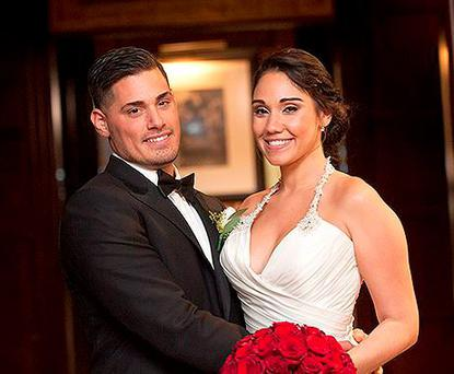Married at First Sight's Jessica Castro and Ryan De Nino