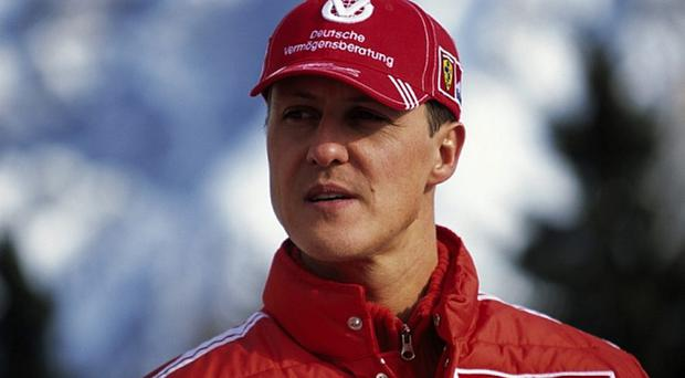 Michael Schumacher is
