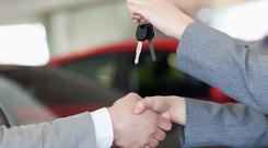 When you buy a car on a PCP you are essentially paying to use it for a fixed number of years