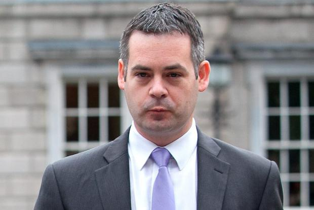 Sinn Féin's Pearse Doherty gave information to the Central Bank