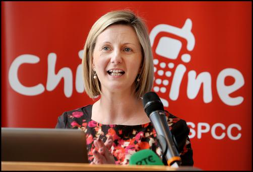 ISPCC CEO Grainia Long CEO has called for the bill to be amended