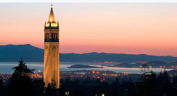 The Berkeley campanile