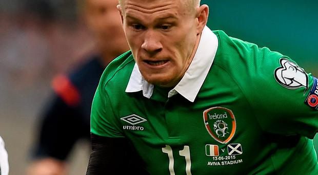 James McClean set to seal £1.5m move to West Brom