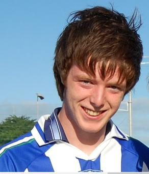 Eoghan Culligan as pictured by Ballyboden St Enda's