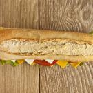 Ham and cheese sandwiches were the most popular fixes to splash lunch-time cash on