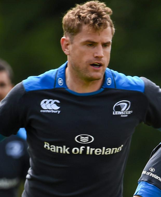 Jamie Heaslip and his Leinster teammates were handed a nightmare Champions Cup draw