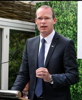 Agriculture Minister Simon Coveney has insisted Ireland will not seek further debt relief