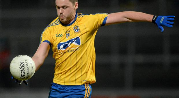 Donie Shine, along with Donal Ward, will not be included in the Roscommon squad facing Sligo tomorrow evening