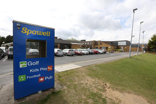 The Spawell Complex which is for Sale. Picture credit; Damien Eagers 17/6/2015