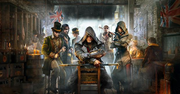 Assassin's Creed Syndicate: Victorian London provides the backdrop for the gang warfare