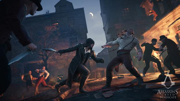 Assassin's Creed Syndicate: new blades and new moves